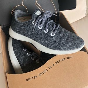 Allbirds Grey Wool Runners